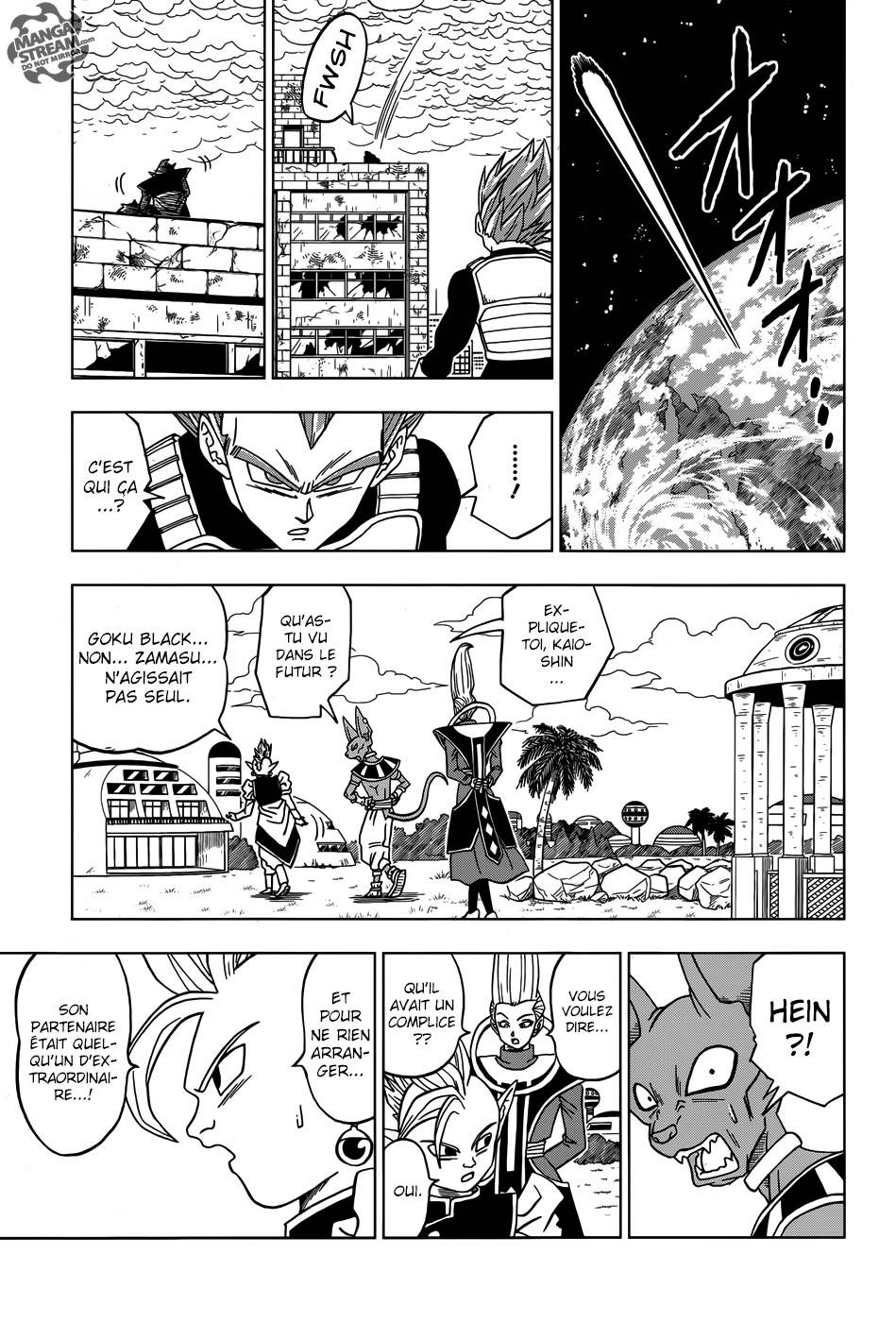 Lecture en ligne Dragon Ball Super 19 page 38