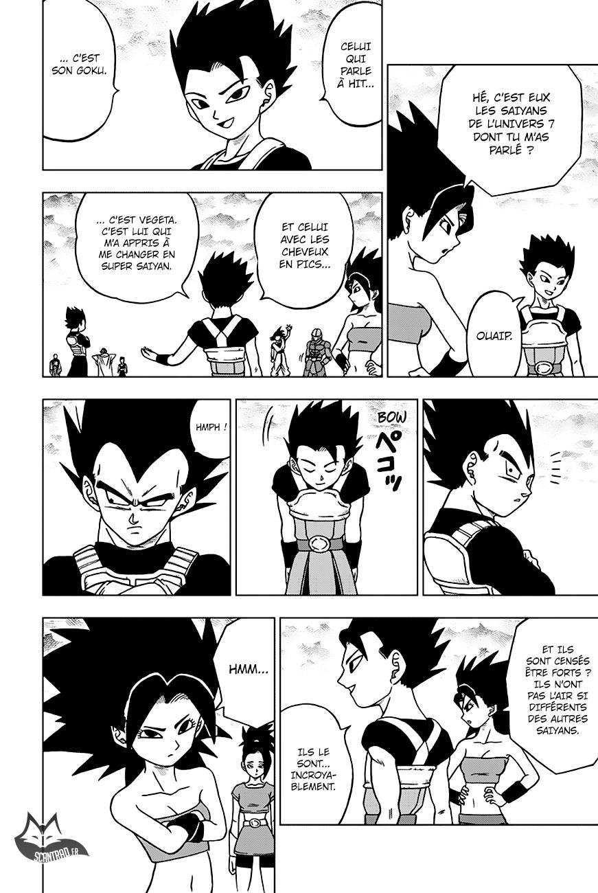 Lecture en ligne Dragon Ball Super 33 page 9
