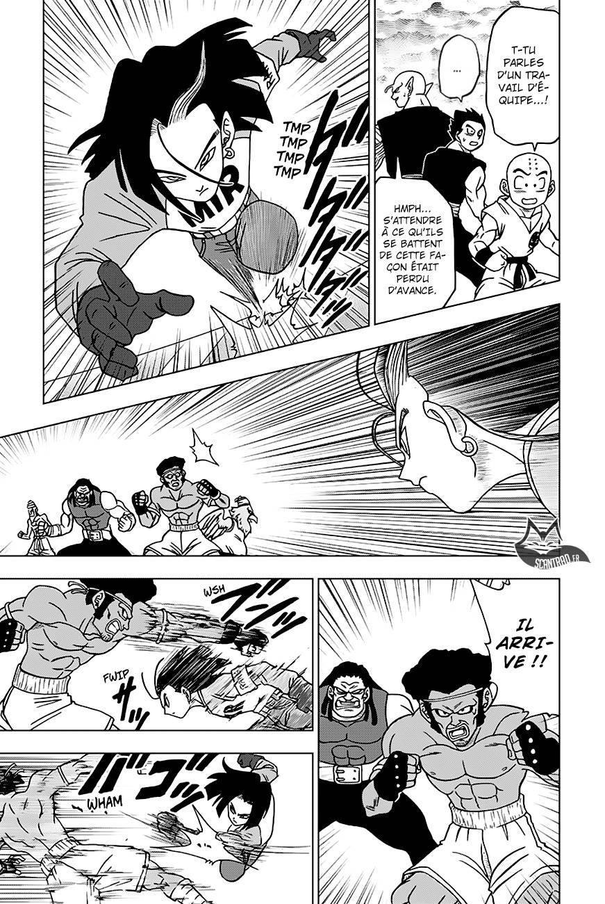 Lecture en ligne Dragon Ball Super 33 page 23
