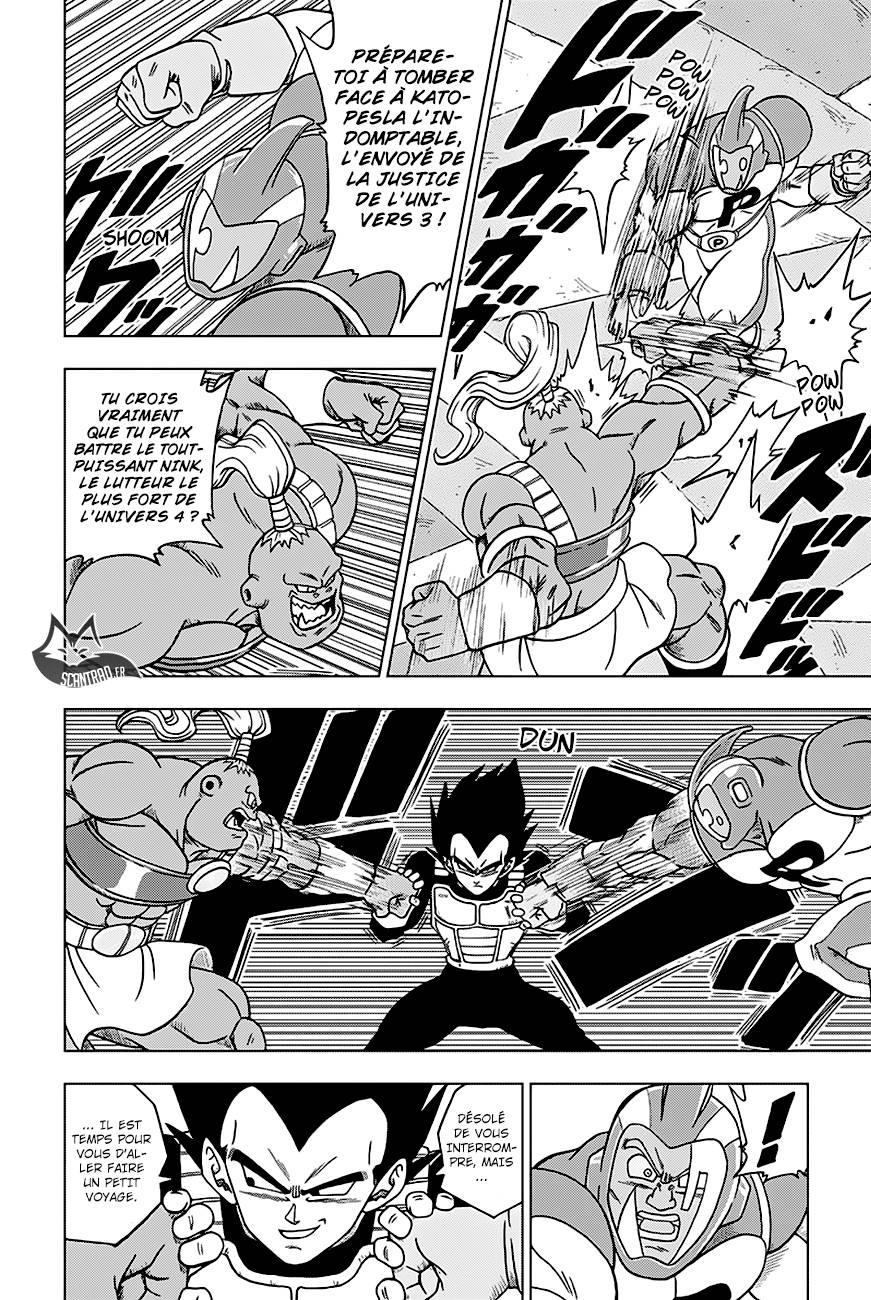 Lecture en ligne Dragon Ball Super 33 page 34
