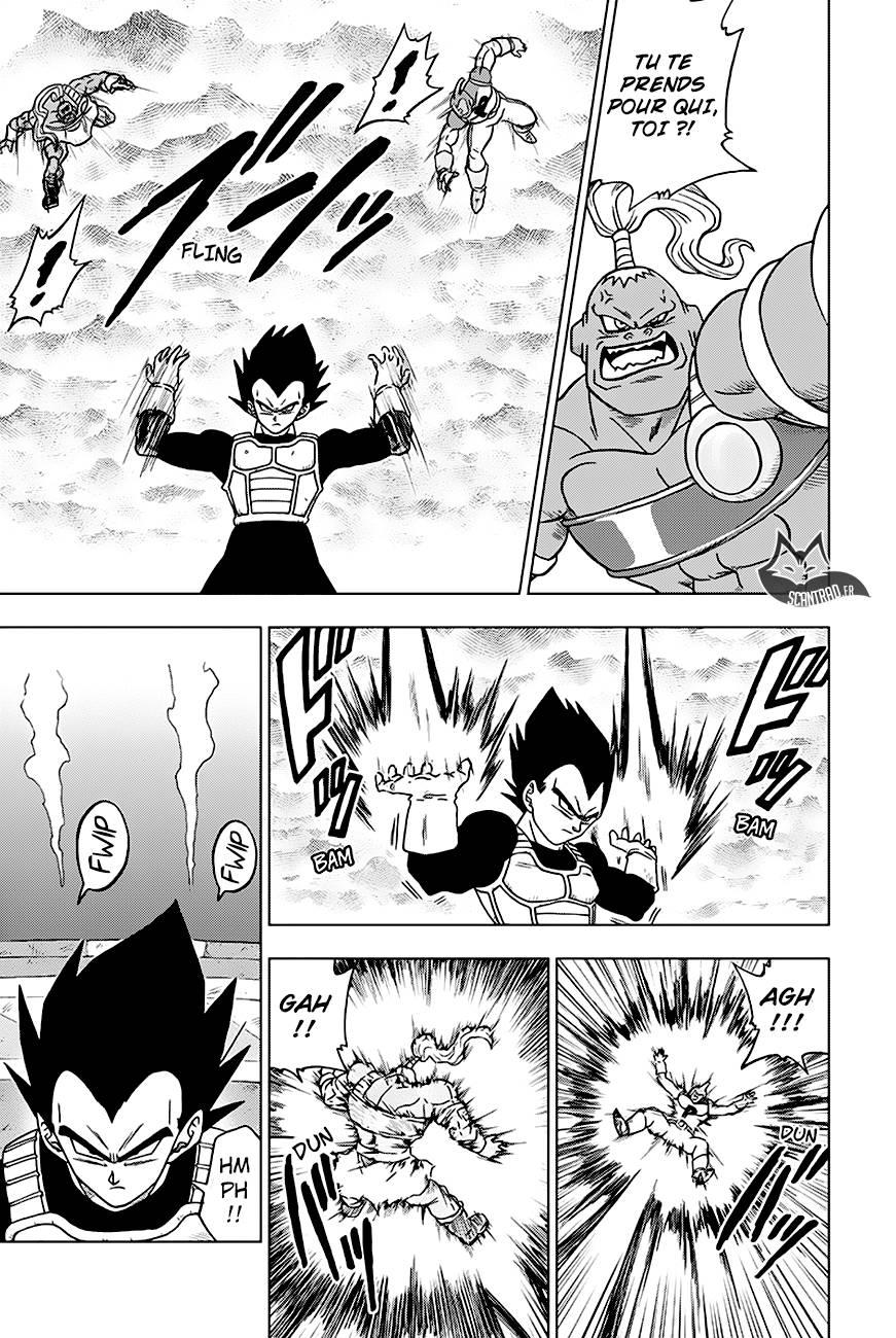 Lecture en ligne Dragon Ball Super 33 page 35