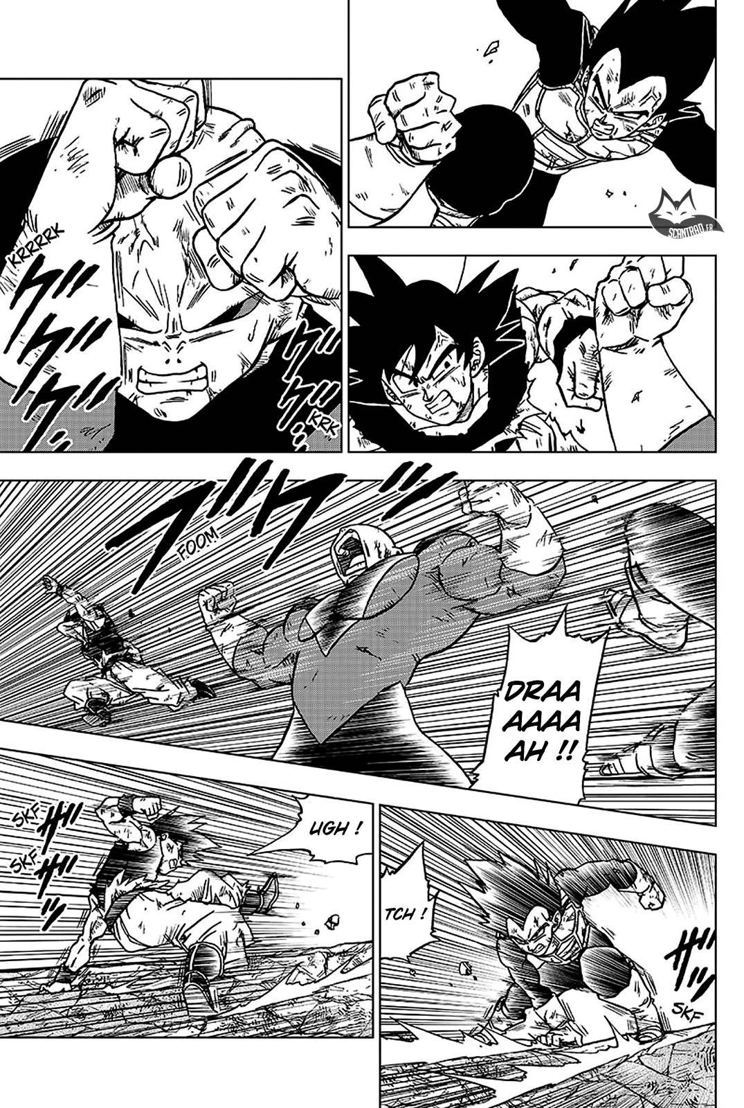 Lecture en ligne Dragon Ball Super 42 page 4