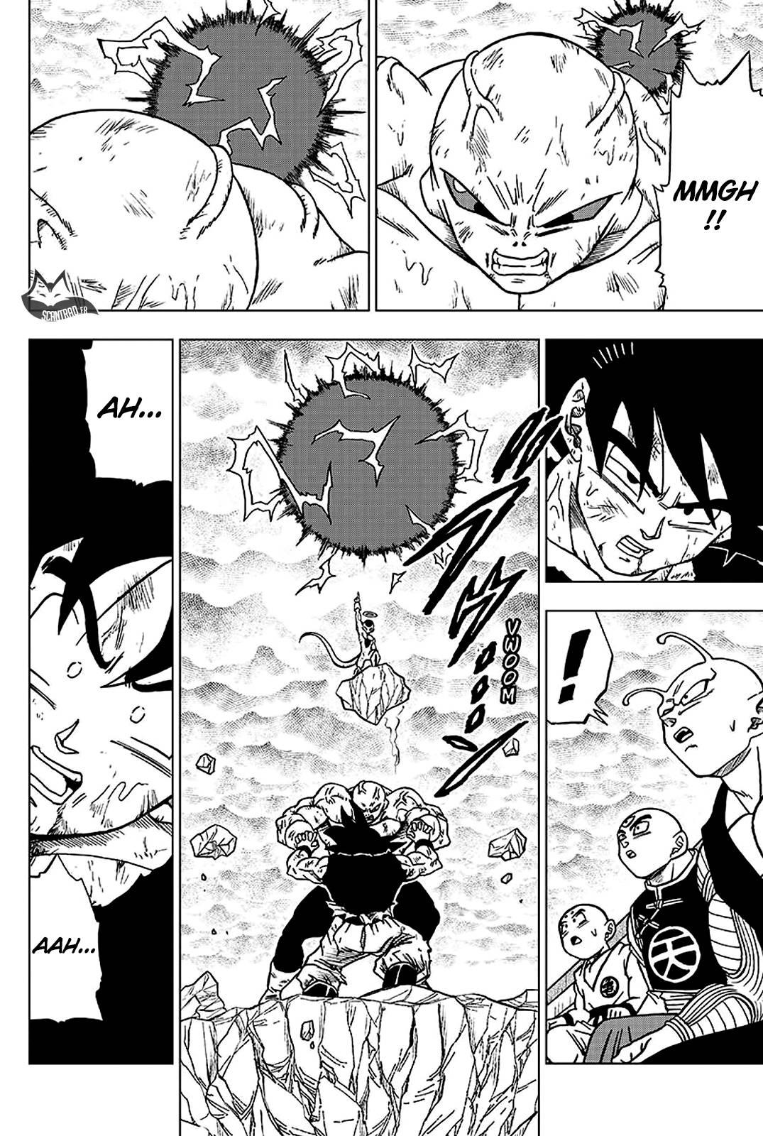 Lecture en ligne Dragon Ball Super 42 page 15