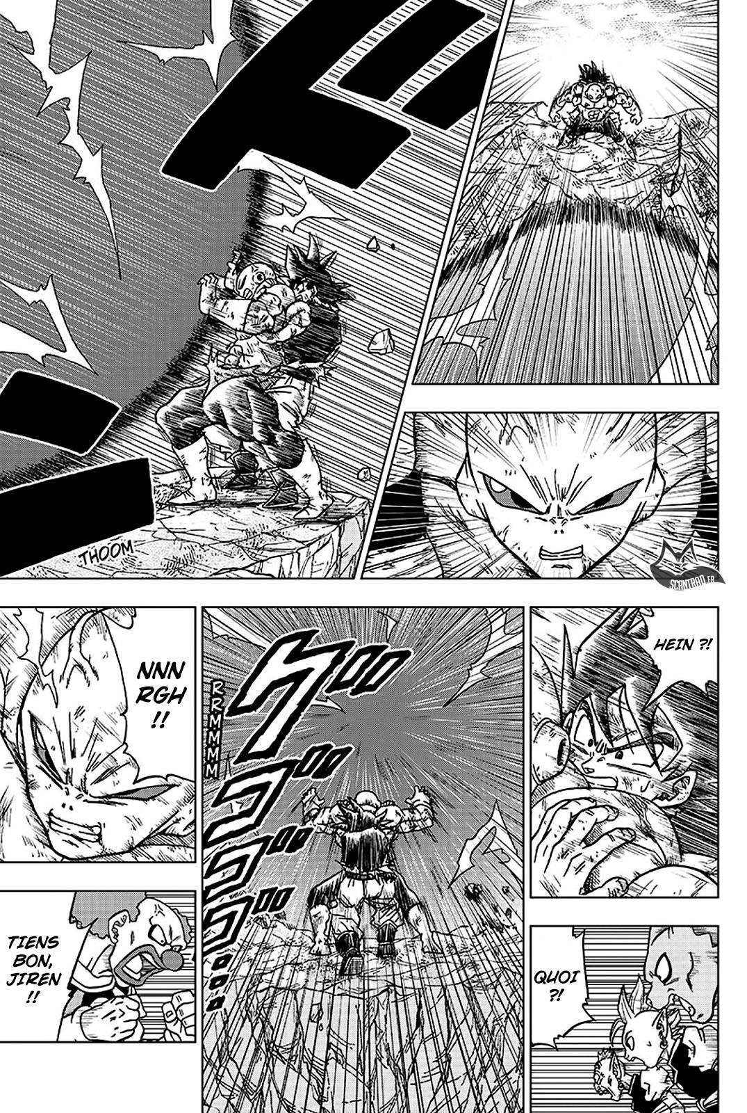 Lecture en ligne Dragon Ball Super 42 page 18