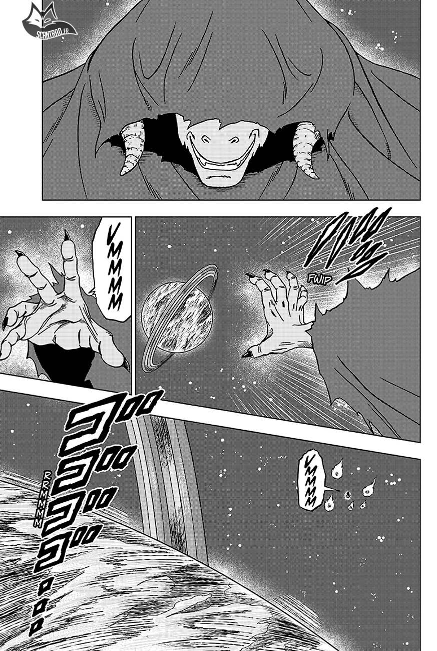 Lecture en ligne Dragon Ball Super 43 page 6