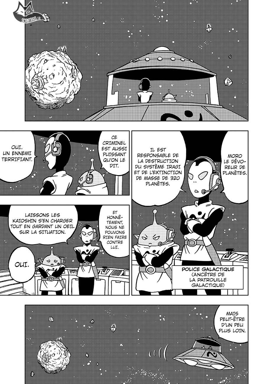Lecture en ligne Dragon Ball Super 43 page 12