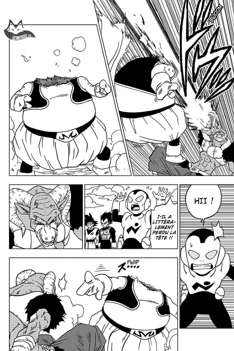 Lecture en ligne Dragon Ball Super 48 page 5