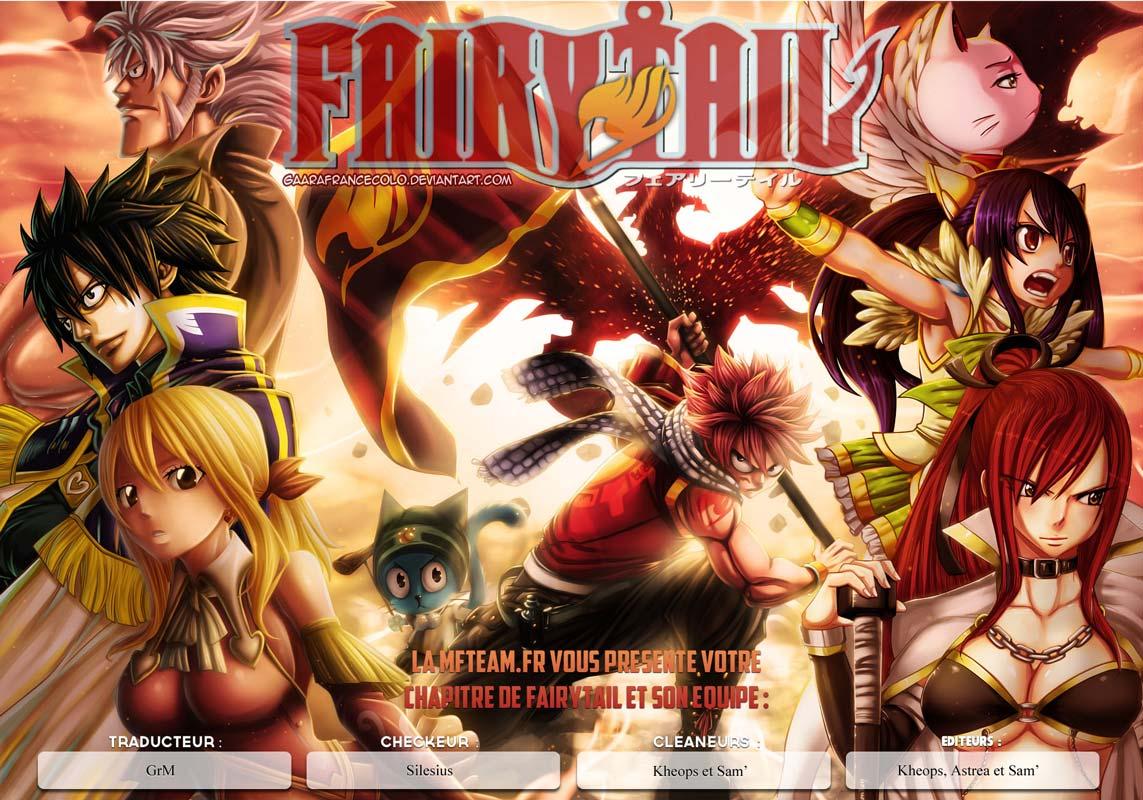 Lecture en ligne Fairy Tail 352 page 1