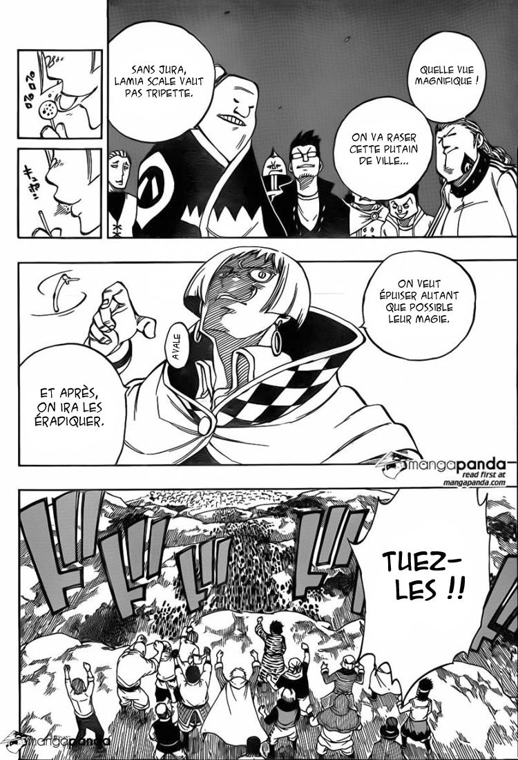 lecture en ligne Fairy Tail 421 page 19