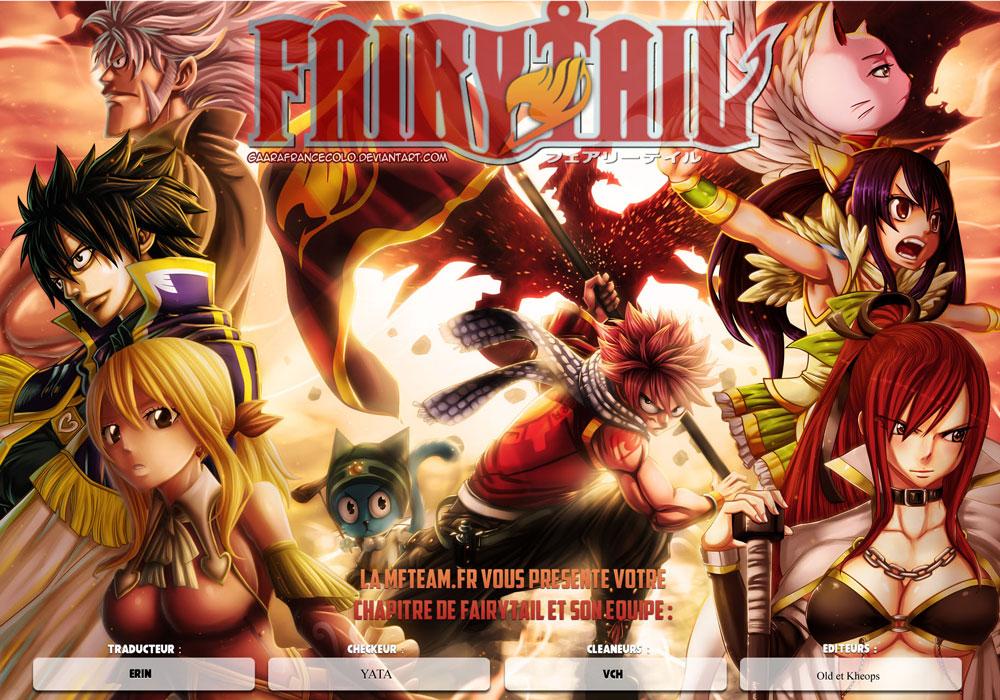Lecture en ligne Fairy Tail 467 page 1