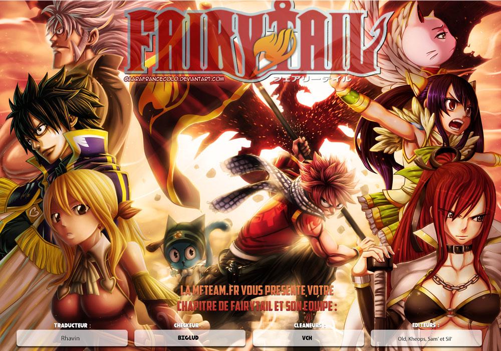 Lecture en ligne Fairy Tail 474 page 1