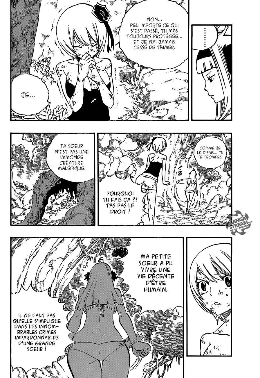 Lecture en ligne Fairy Tail 493 page 13
