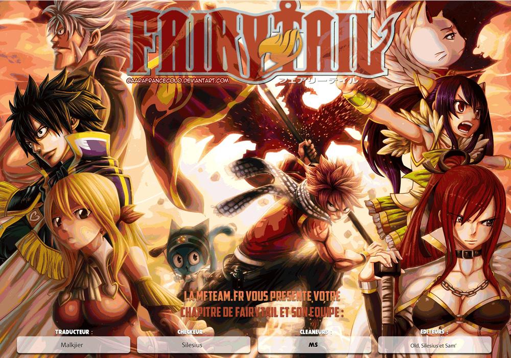 Lecture en ligne Fairy Tail 498 page 1