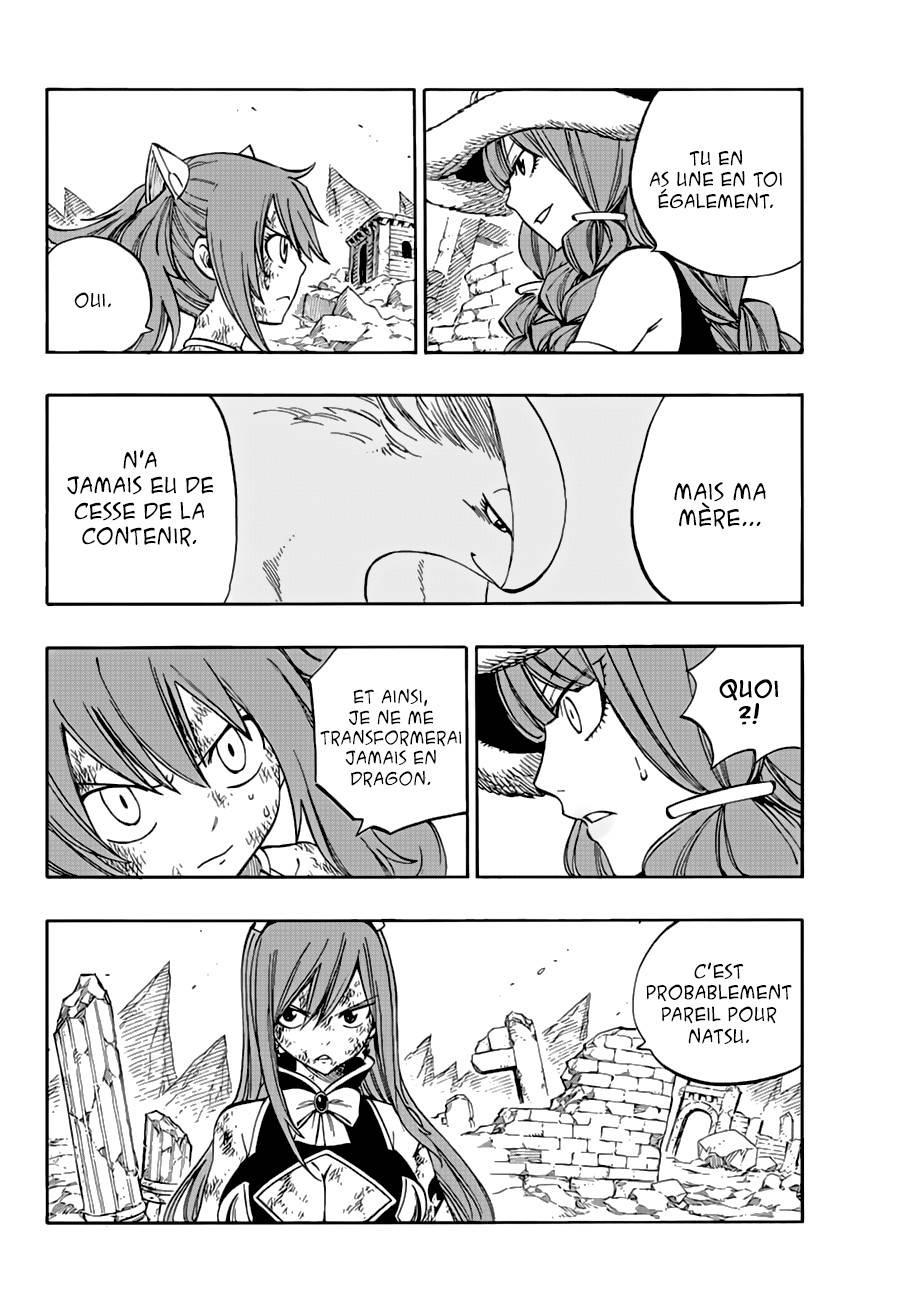 Lecture en ligne Fairy Tail 516 page 9