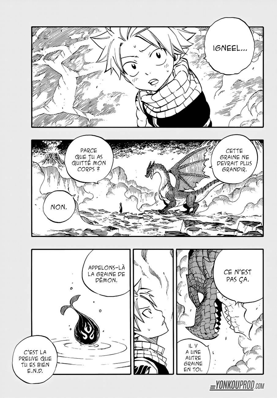Lecture en ligne Fairy Tail 516 page 12