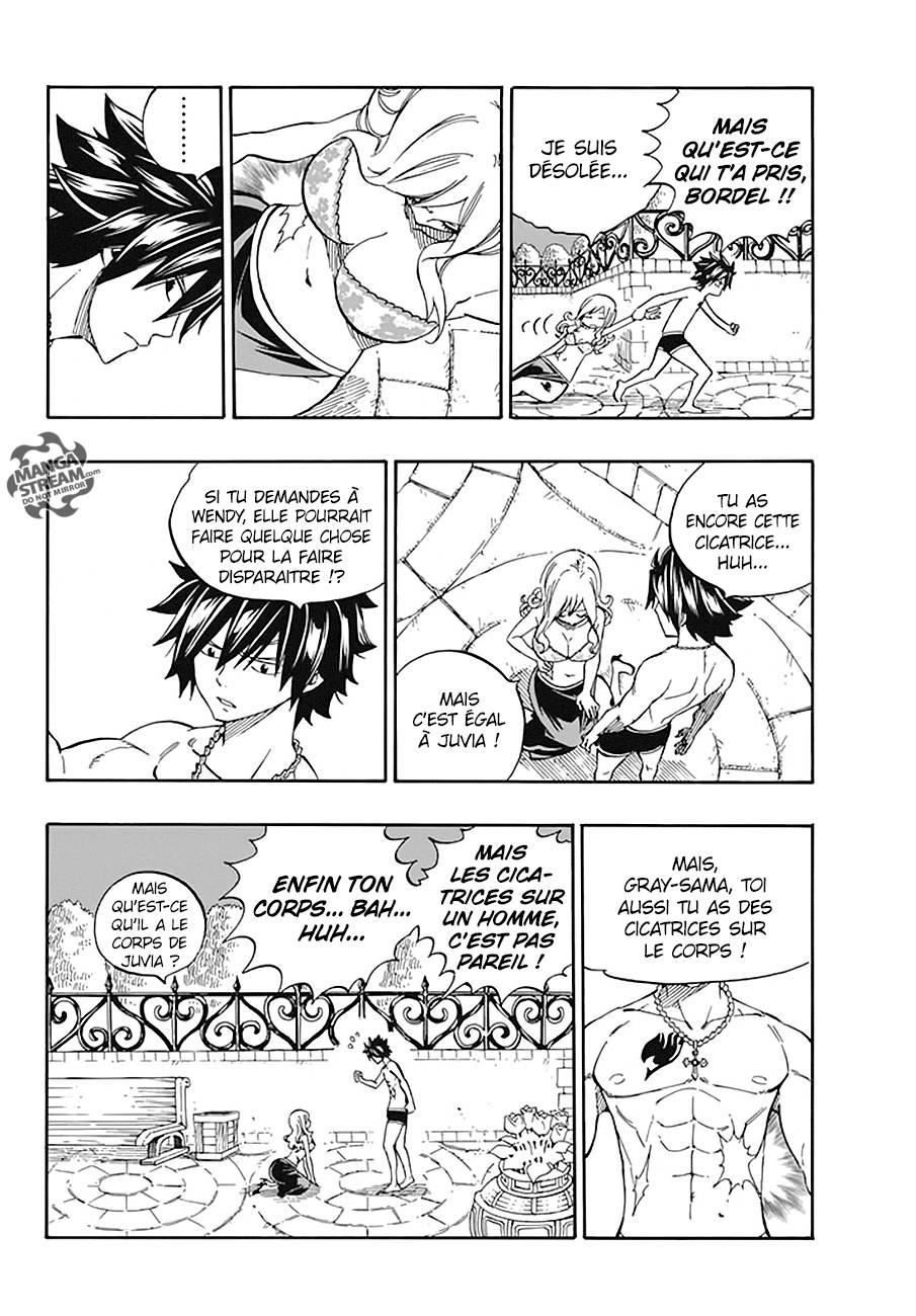 Lecture en ligne Fairy Tail 545 page 13