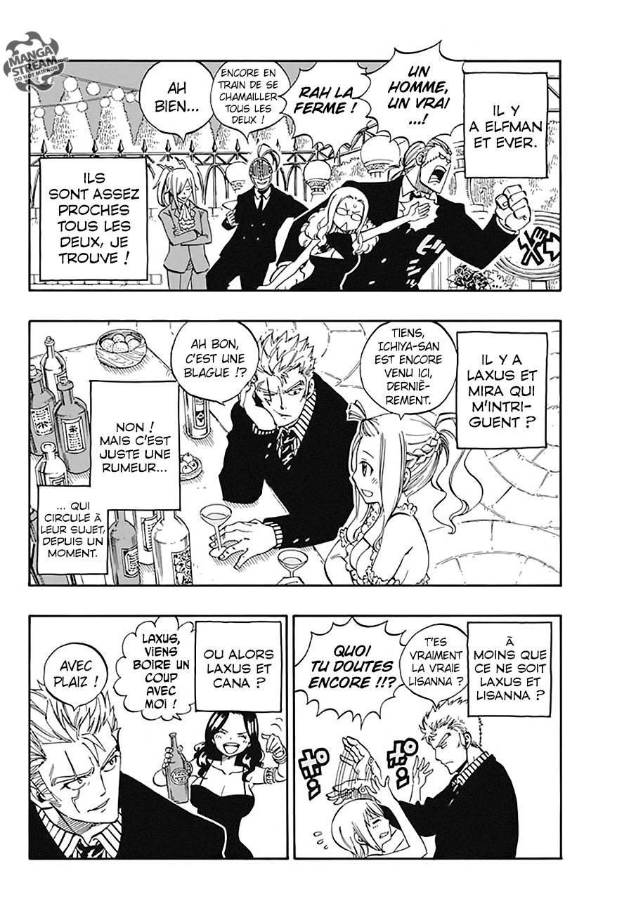 Lecture en ligne Fairy Tail 545 page 15