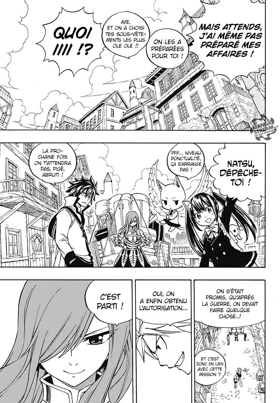 Lecture en ligne Fairy Tail 545 page 37