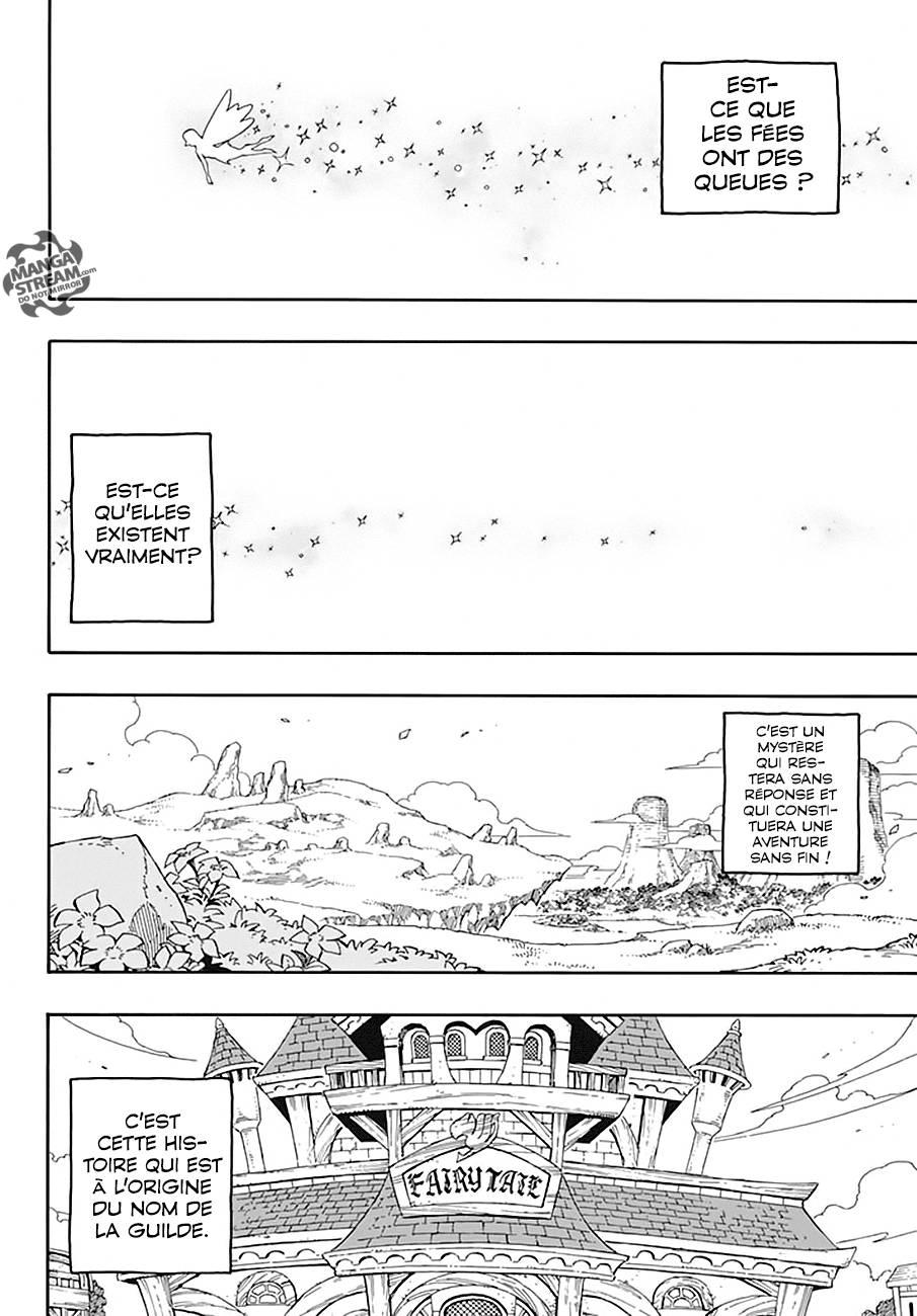 Lecture en ligne Fairy Tail 545 page 39