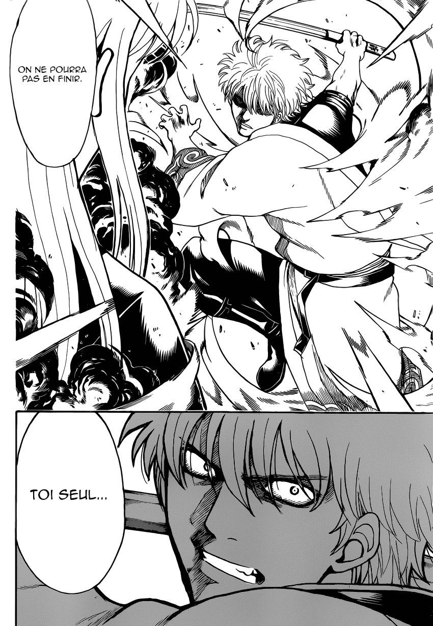 Lecture en ligne Gintama 603 page 9