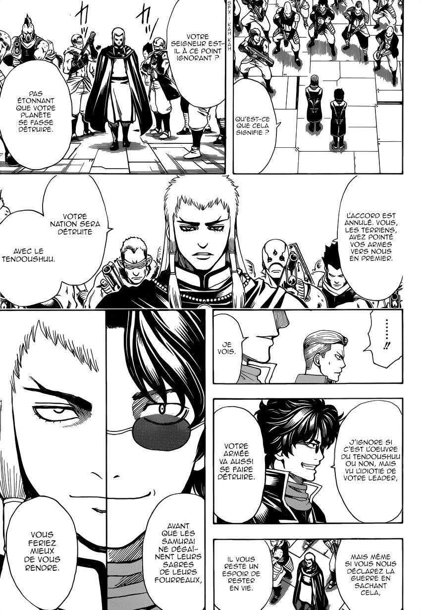 Lecture en ligne Gintama 603 page 14