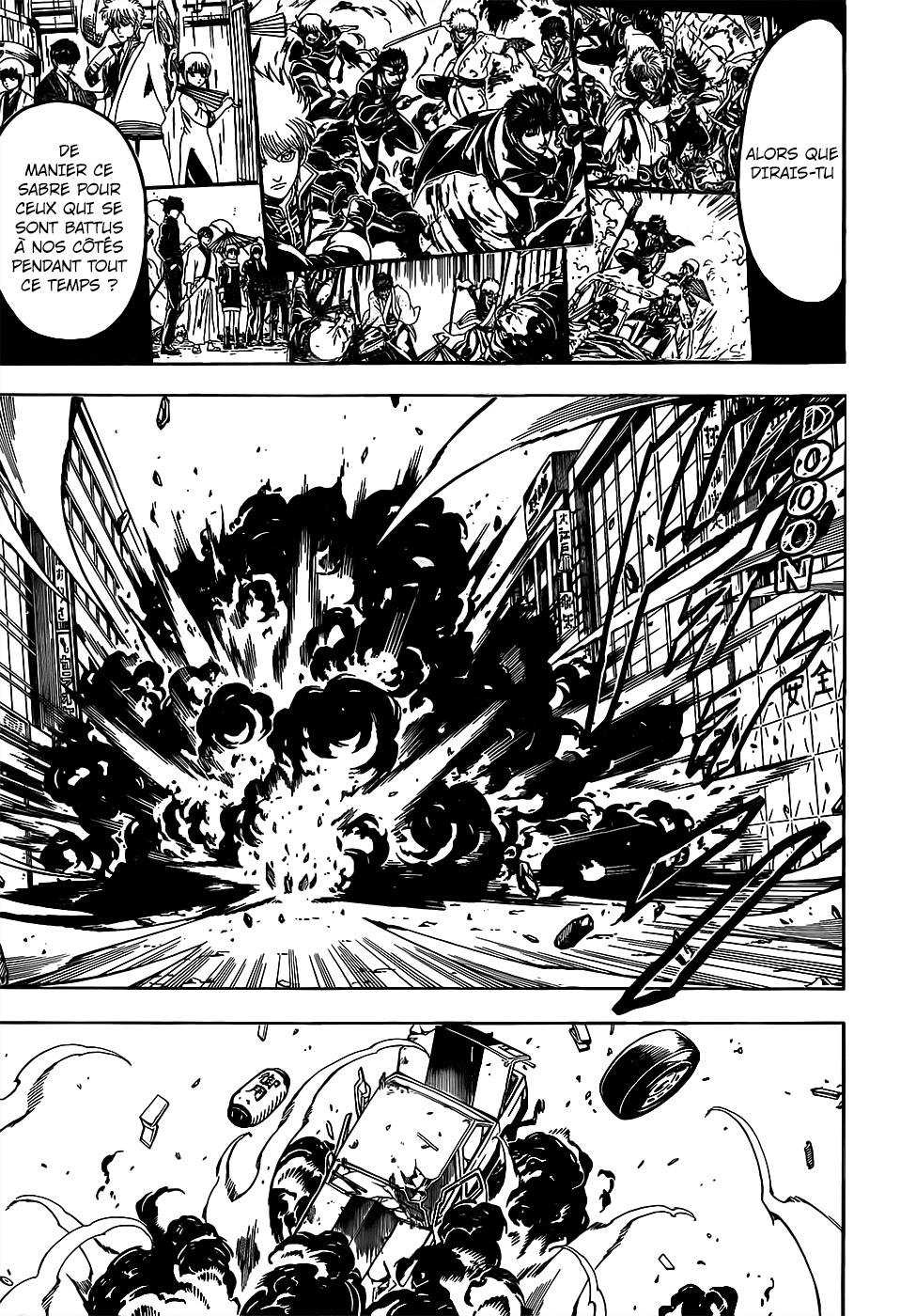 Lecture en ligne Gintama 692 page 18
