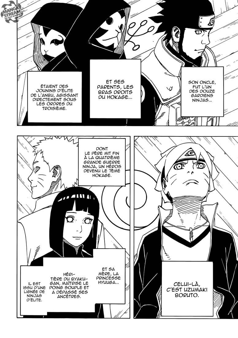 Lecture en ligne Naruto Gaiden 11 page 3
