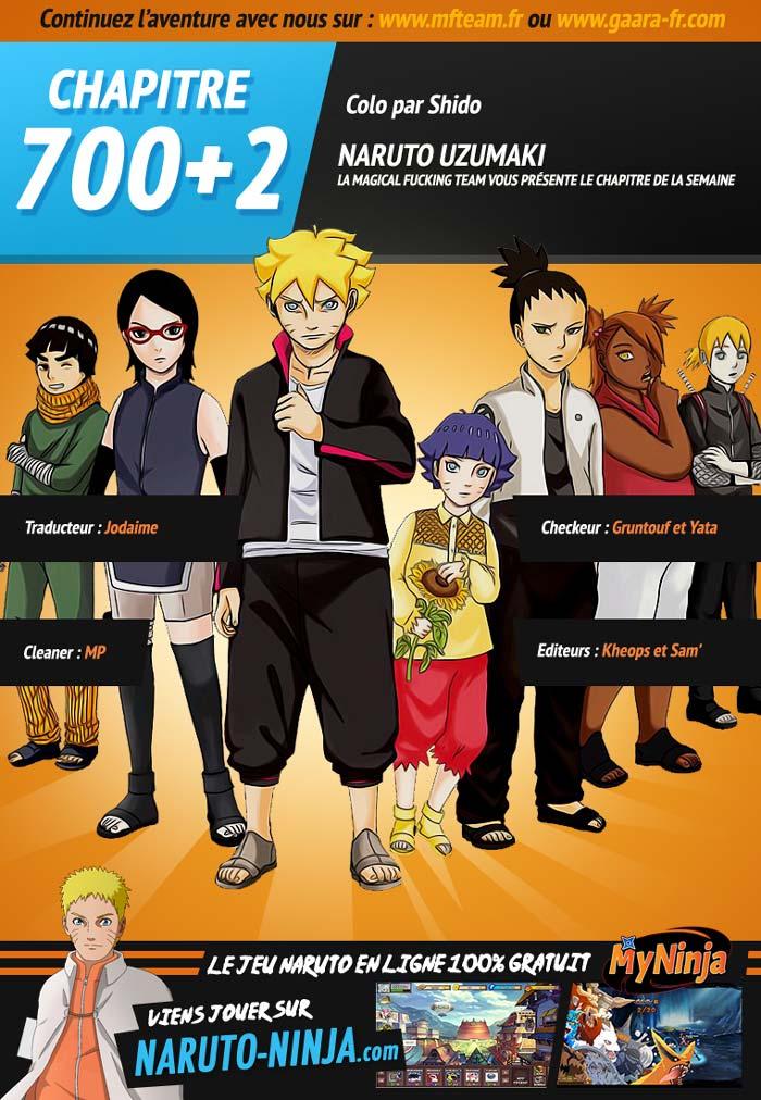Lecture en ligne Naruto Gaiden 2 page 1