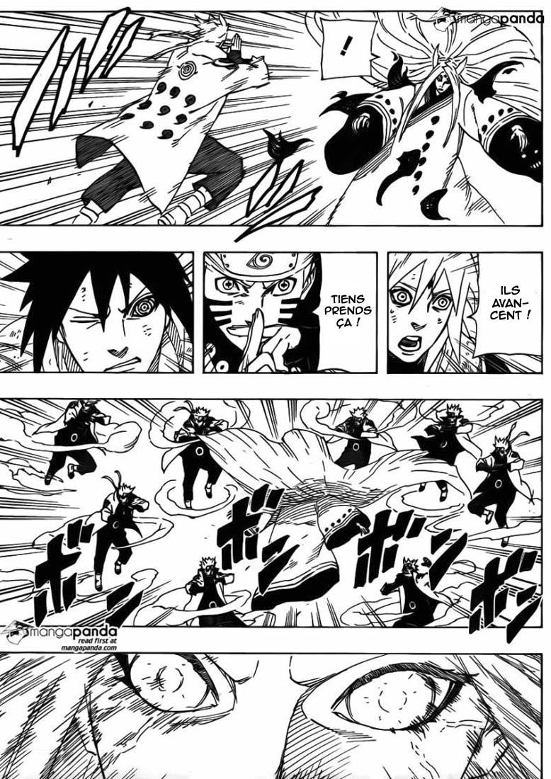 Lecture en ligne Naruto 682 page 6