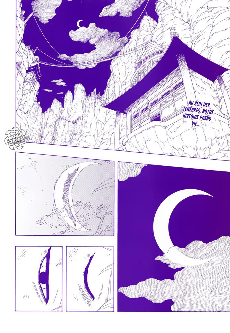Lecture en ligne Naruto 701 page 3