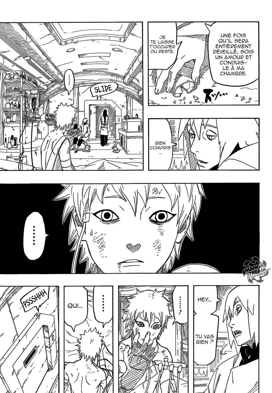 Lecture en ligne Naruto 701 page 6