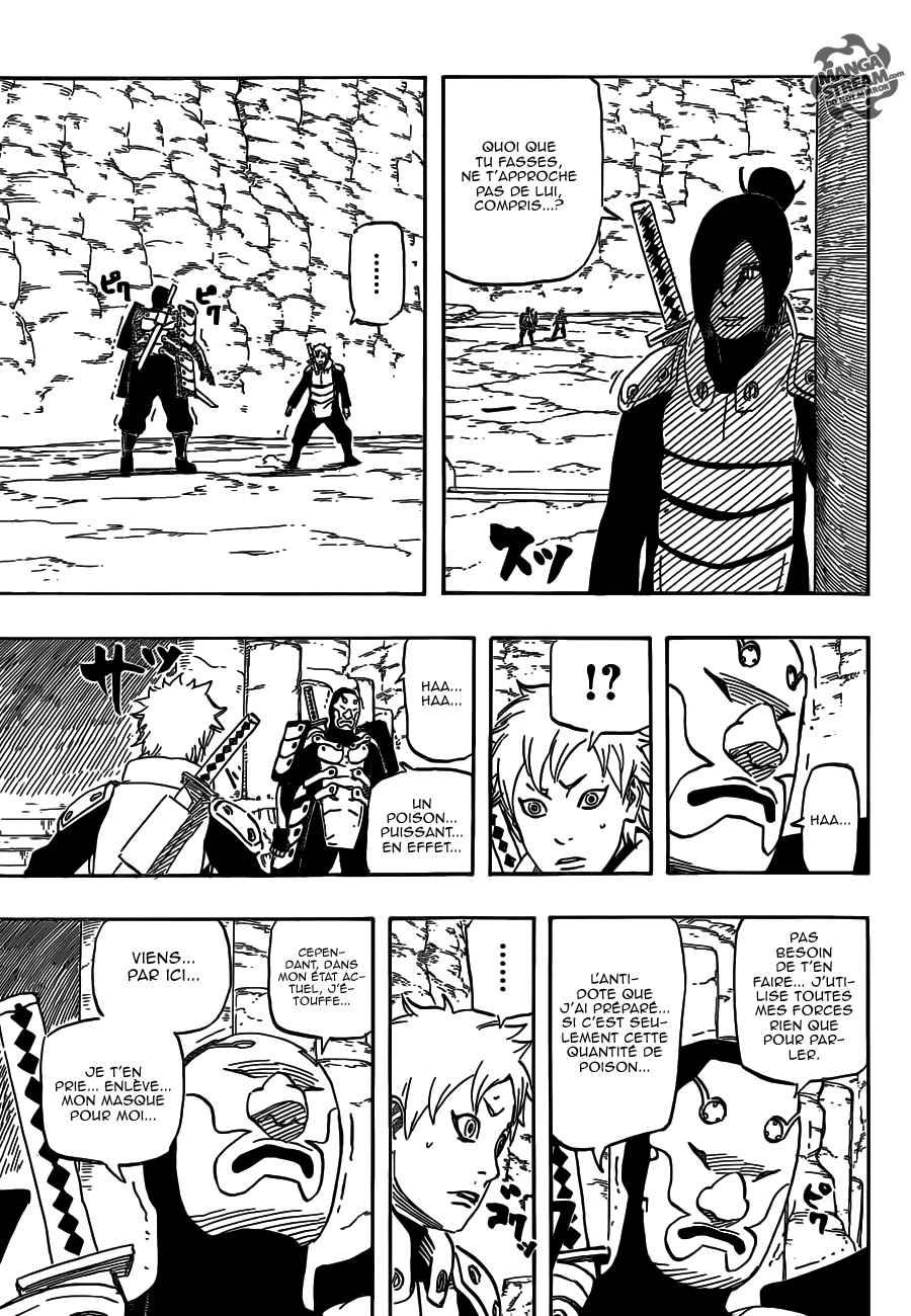 Lecture en ligne Naruto 701 page 30