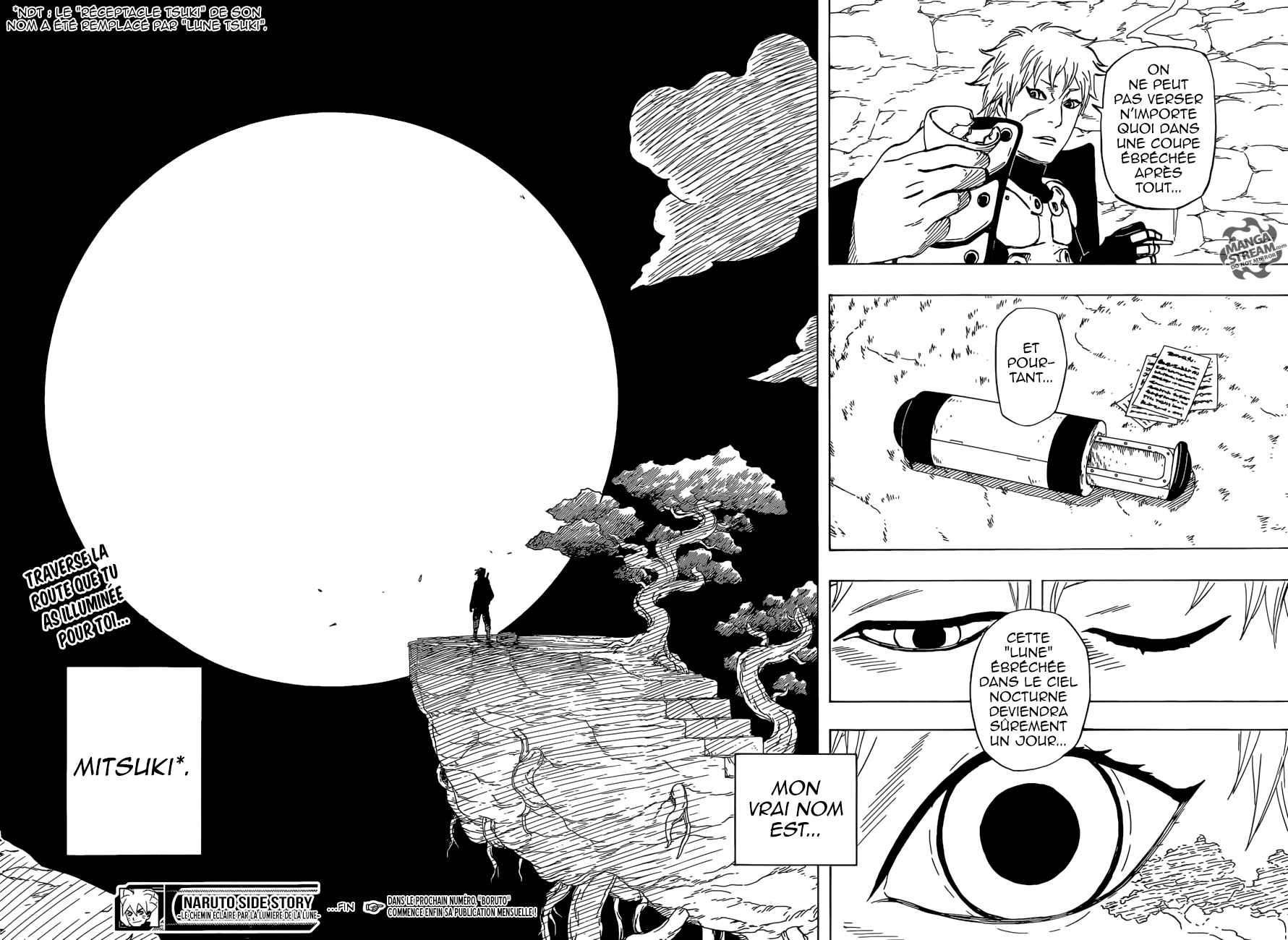 Lecture en ligne Naruto 701 page 44