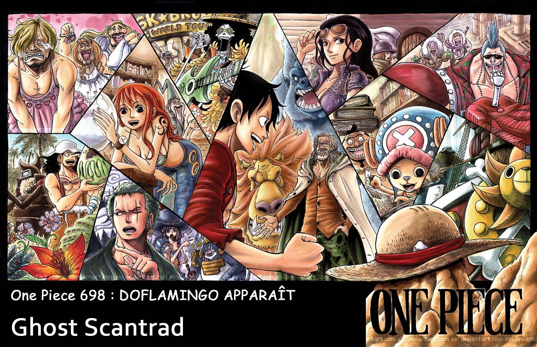 Lecture en ligne One Piece 698 page 1