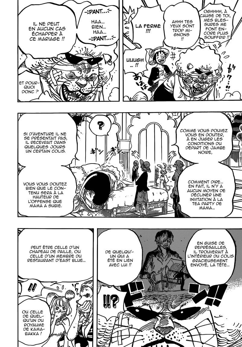 Lecture en ligne One Piece 815 page 5