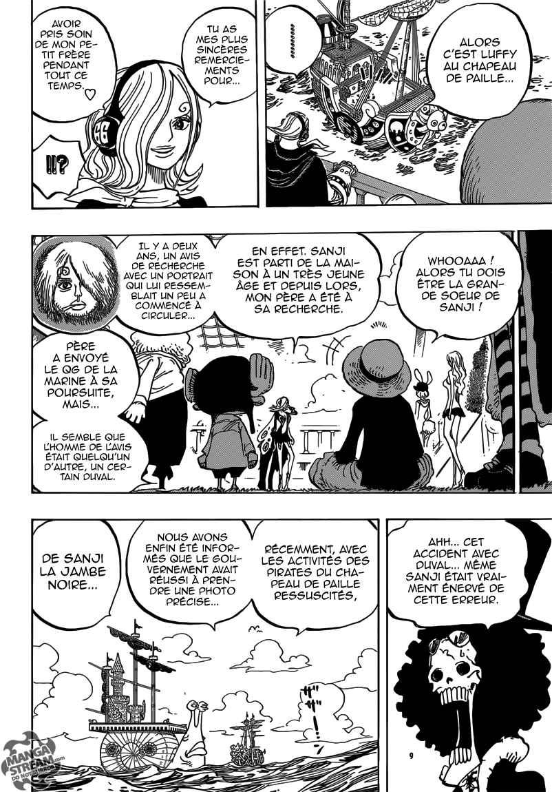 Lecture en ligne One Piece 826 page 15