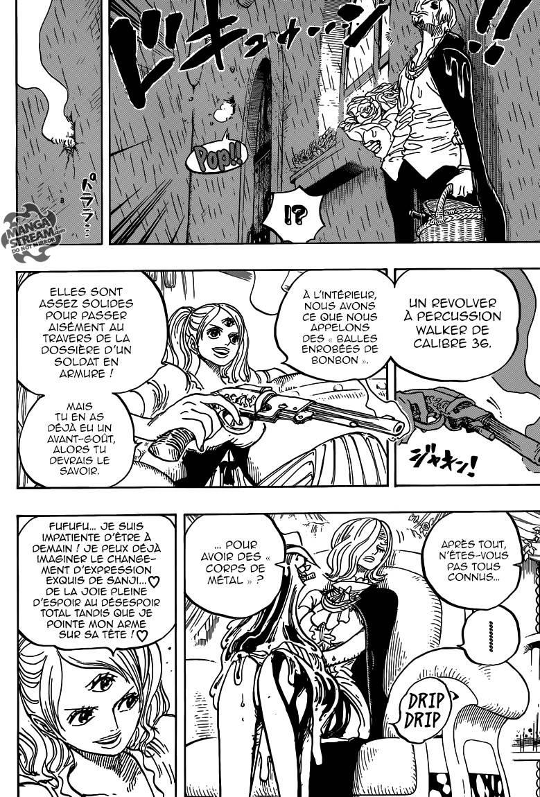Lecture en ligne One Piece 851 page 5