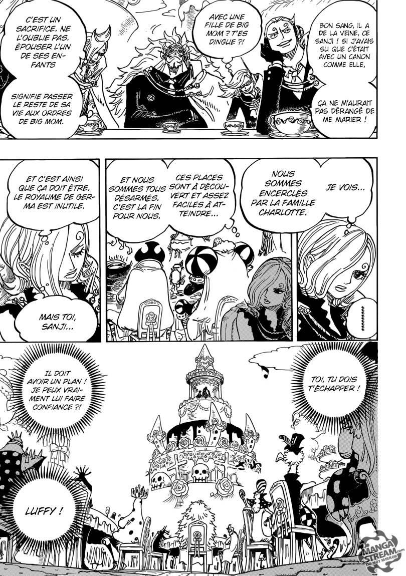 Lecture en ligne One Piece 862 page 8