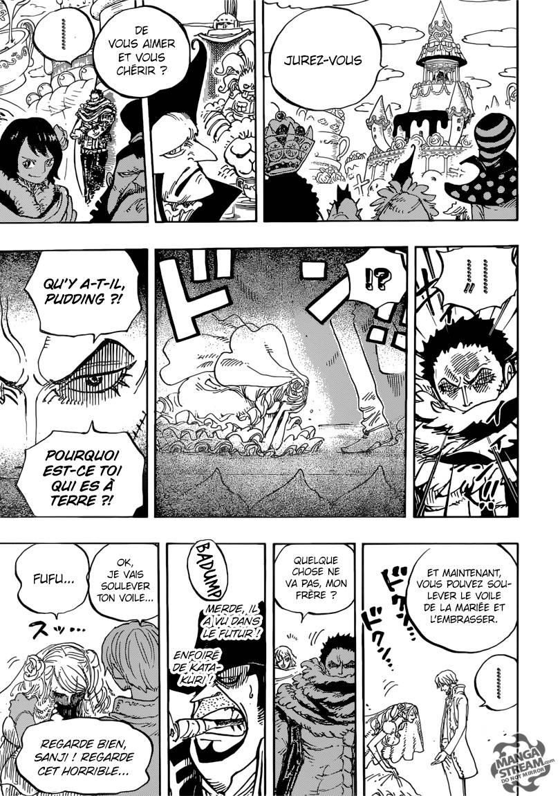 Lecture en ligne One Piece 862 page 10