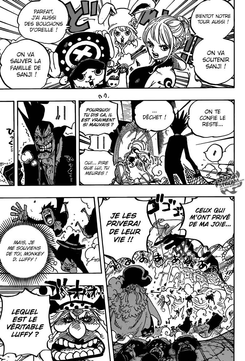 Lecture en ligne One Piece 863 page 11