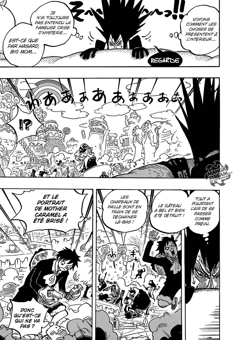 Lecture en ligne One Piece 865 page 4