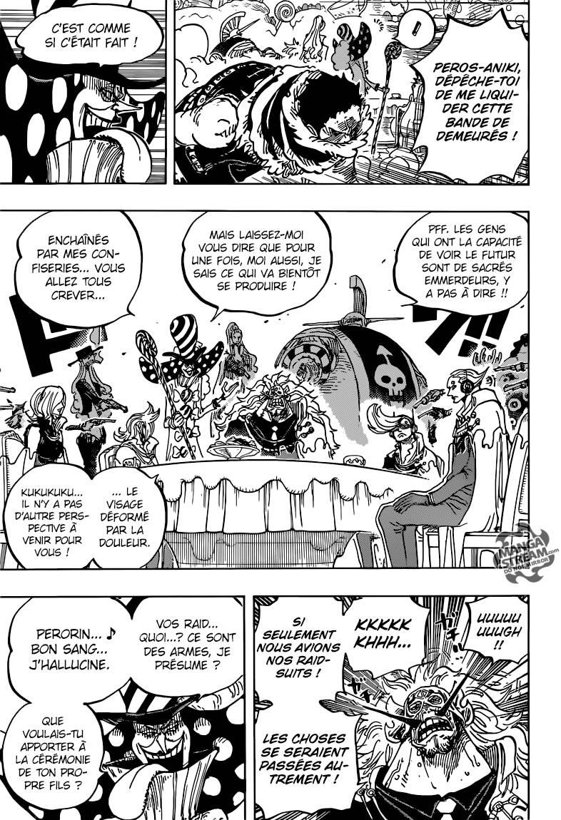 Lecture en ligne One Piece 865 page 6