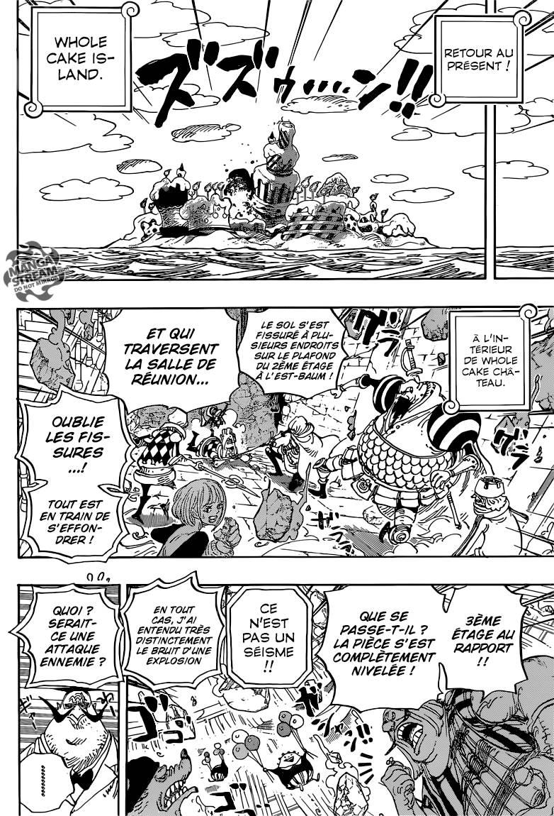 Lecture en ligne One Piece 872 page 5