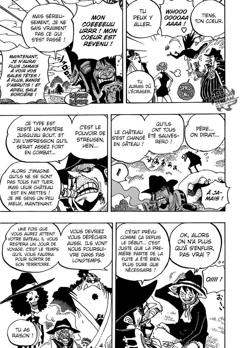 Lecture en ligne One Piece 872 page 16
