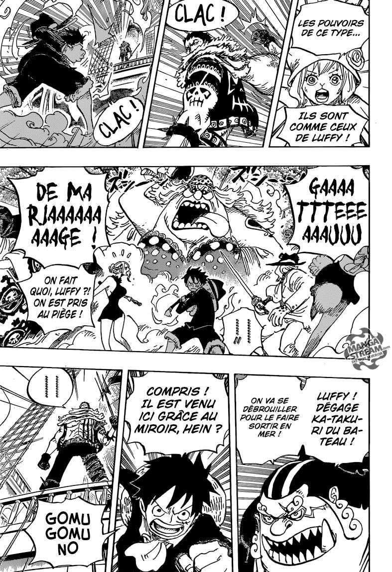 Lecture en ligne One Piece 877 page 11