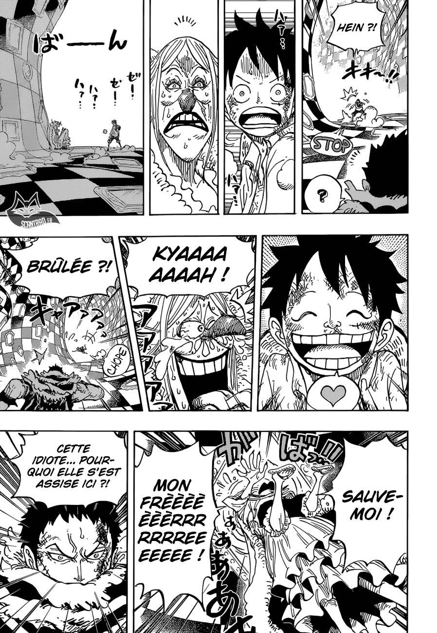 Lecture en ligne One Piece 885 page 9