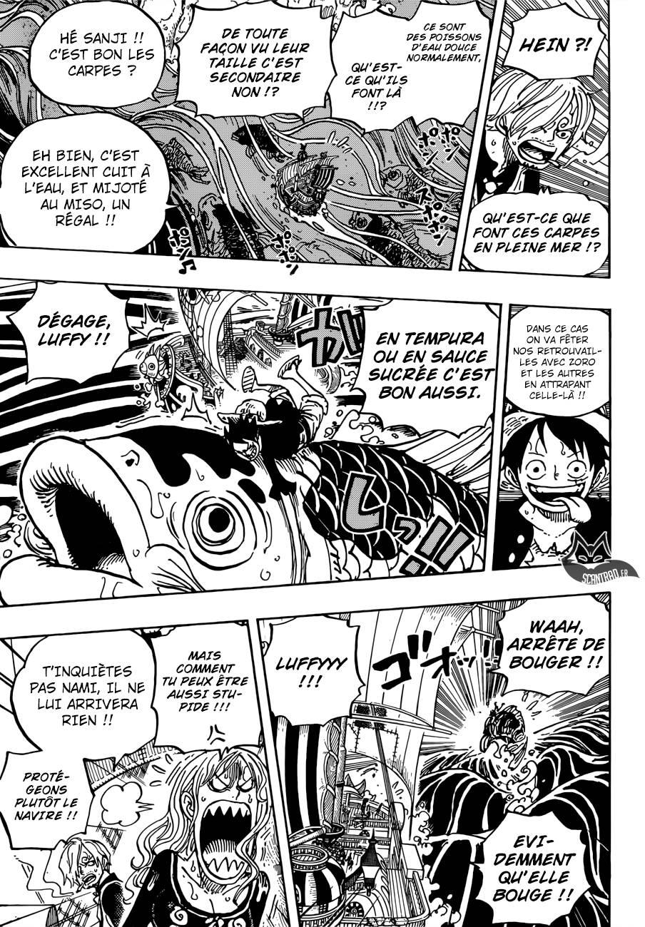 Lecture en ligne One Piece 910 page 9