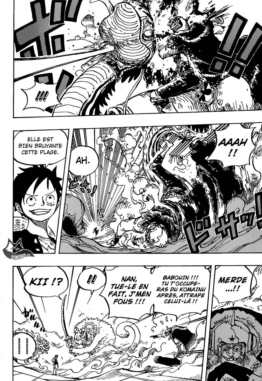 Lecture en ligne One Piece 911 page 8