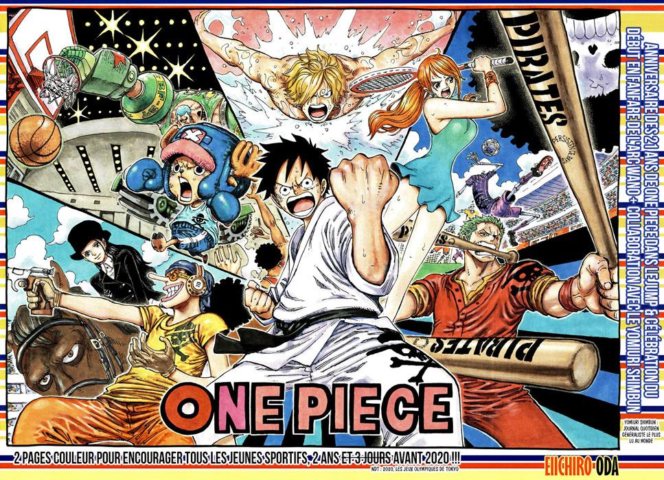 Lecture en ligne One Piece 912 page 1