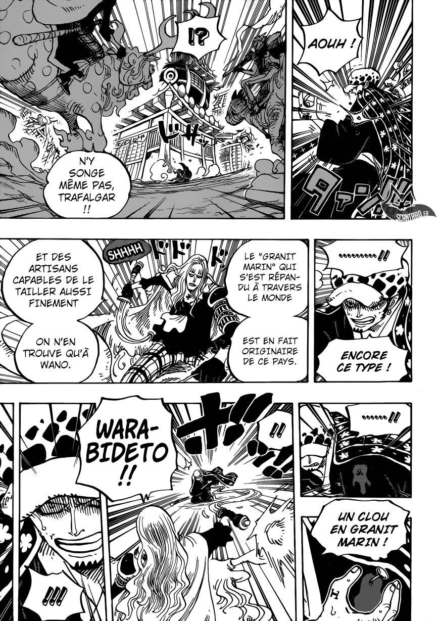 Lecture en ligne One Piece 924 page 4